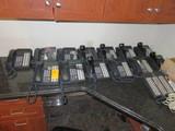 TOSHIBA CHSUB112A TELEPHONE SYSTEM W/ARRIS TM608G ANSWERING SYSTEM W/PHONES