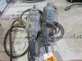 (1)MILWAUKEE 7067L ANGLE GRINDER, (1) BLACK & DECKER 4076 ANGLE GRINDER