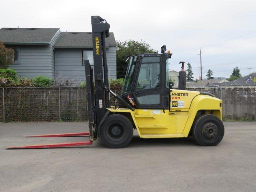 2014 HYSTER H280HD2 FORKLIFT