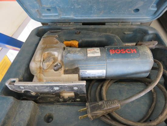 BOSCH 120V JIGSAW W/CASE