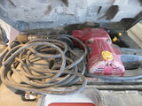 CHICAGO ELECTRIC 120V DEMOLITION HAMMER W/CASE