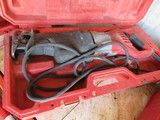 MILWAUKEE 120V ORBITAL SUPER SAWZALL W/CASE