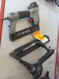PORTER CABLE PNEUMATIC BRAD NAILER & SENCO PNEUMATIC COLLATED JOIST HANGER