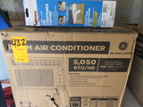 GE 5,050 BTU/HR ROOM AIR CONDITIONER