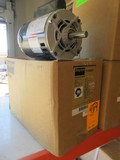 (2) DAYTON 1/2 HP SINGLE PHASE ELECTRIC MOTORS