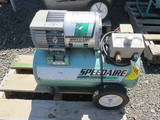 SPEEDAIRE 5 GAL AIR COMPRESSOR
