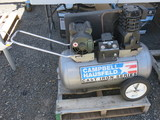 CAMPBELL HAUSFELD VT622000AJ 20 GALLON AIR COMPRESSOR