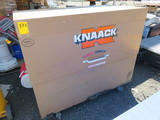 KNAACK ROLLING JOB BOX