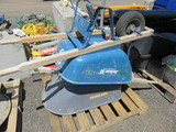 JACKSON WHEEL BARROW & TRUE TEMPER WHEEL  BARROW (MISSING WHEEL)