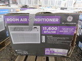 GE 11,600 BTU/HR ROOM AIR CONDITIONER