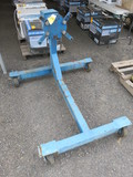 INDUSTRIAL TRUCK ENGINE STAND