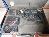 BOSCH THE ANNIHILATOR 1122SVSR W/(2) 24V BATTERIES & CHARGER IN CASE