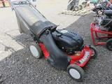 SNAPPER GAS POWERED SELF PROPELLED LAWN MOWER W/BAG