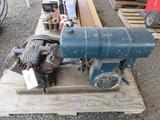 AIR COMPRESSOR W/KOHLER 8 HP ENGINE