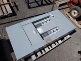 SQUARE D I-LINE PANEL BOARD 480V, 3 PHASE, 600 AMP