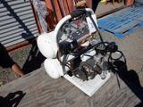 PULSAR 5 GAL 2HP AIR COMPRESSOR MDL#: PCE6050T