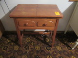 SEWING MACHINE TABLE ( NO SEWING MACHINE)