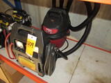 3-IN-1 POWER STATION, SHOP VAC HANG ON 2.5 GAL WET/DRY VACUUM