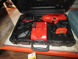 SNAP-ON CORDLESS 18V 1/2'' IMPACT WRENCH MDL#: CT68500 W/ BATTERY & CHARGER