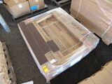 (6) BOXES OF 5'' HICKORY CHOCOLATE ENGINEERED FLOORING 169.5 SQ FT