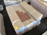 (18) BOXES OF 5'' WALNUT NATURAL ENGINEERED FLOORING 405 SQ FT