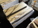 (38) BOXES OF COUNTRY OAK 5 PC RIGID CORE LUXUARY VINYL PLANK CLICK FLOATIN