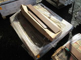 (9) BOXES OF 5'' HICKORY SADDLE ENGINEERED FLOORING 254.25 SQ FT