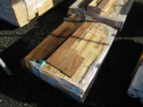 (6) BOXES OF 5'' WALNUT NATURAL ENGINEERED FLOORING 118.14 SQ FT