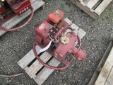 OHLER 2'' GAS POWERED WATER PUMP