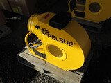 PELSUE 1500S ELECTRIC & PROPANE CONFINED SPACE HEATER/ BLOWER COMBO W/ DUAL