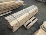LOT OF (57) 2'' X 4'' X 8' BOARDS & (2) 4'' X 4'' BOARDS