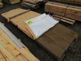 LOT OF (40) 1/2'' X 12'' 12' COMPOSITE DECKING BOARDS
