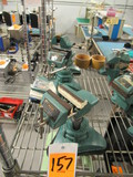 (4) 2-3/4'' ARTICULATED HOBBY VISE