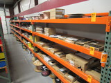 PALLET RACKING - (6) 24'' X 6' UPRIGHTS & (40) 8' CROSSARMS