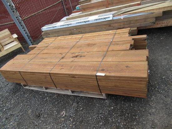 ASSORTED PRESSURE TREATED BOARDS