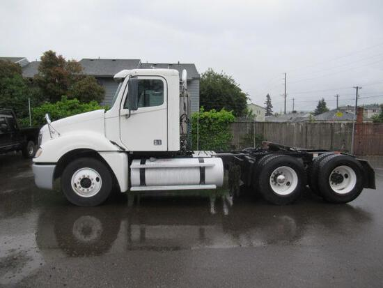 2006 FREIGHTLINER COLUMBIA 120 DAY CAB TRACTOR