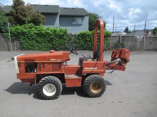 DITCH WITCH VIBRATORY CABLE PLOW