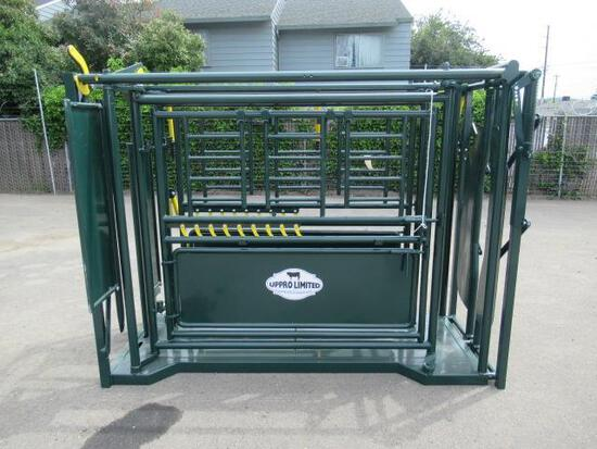 2020 UPPRO LIMITED CATTLE SQUEEZE CHUTE (UNUSED)