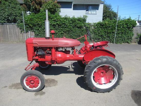 1947 FARMALL A TRACTOR