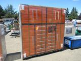 88'' HEAVY DUTY MULTI DRAWER TOOL CHEST CABINET