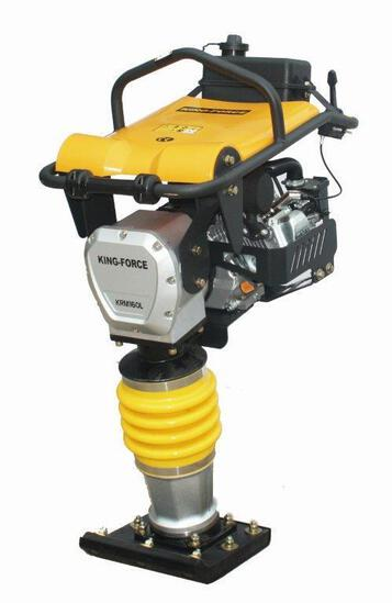 HEAVY DUTY JUMPING JACK RAMMER W/ 6.5 HP LONCIN ENGINE