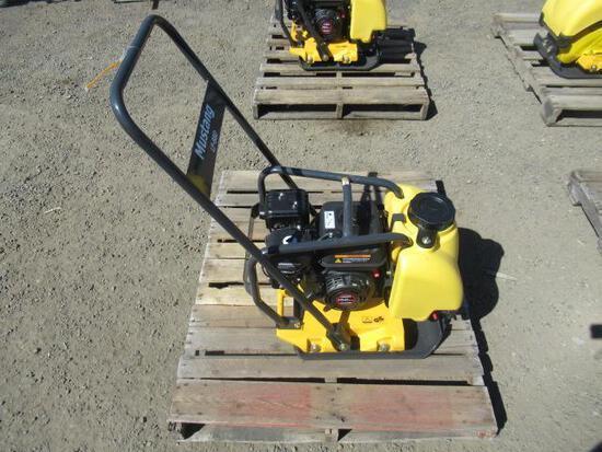 MUSTANG LF 825 GAS POWERED PLATE COMPACTOR (UNUSED)