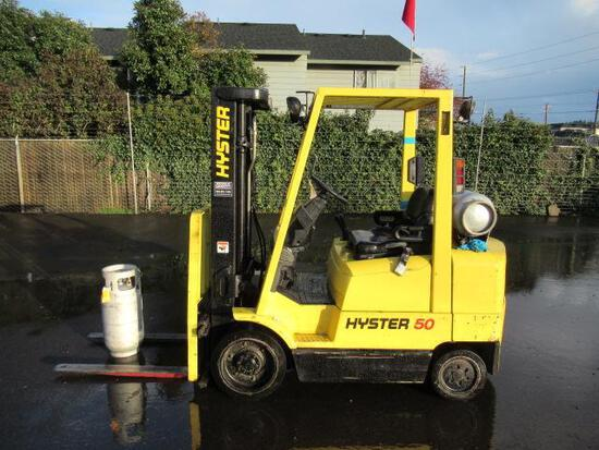 HYSTER S50XM FORKLIFT
