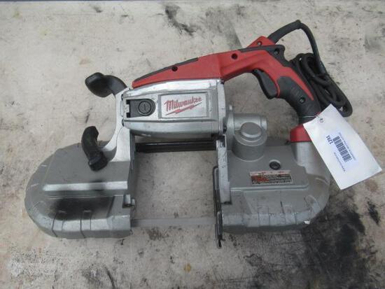 MILWAUKEE 6236 BANDSAW, 120V, 320/420 FPM