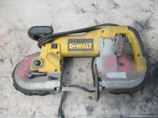 DEWALT D2870 HEAVY DUTY BANDSAW, 6 AMPS, 120V, 60HZ