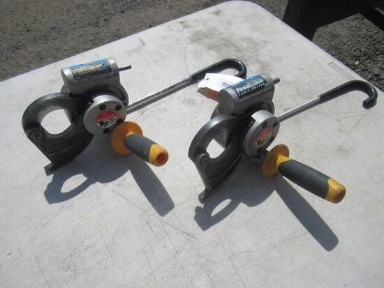 (2) POWERBLADE CABLE CUTTERS