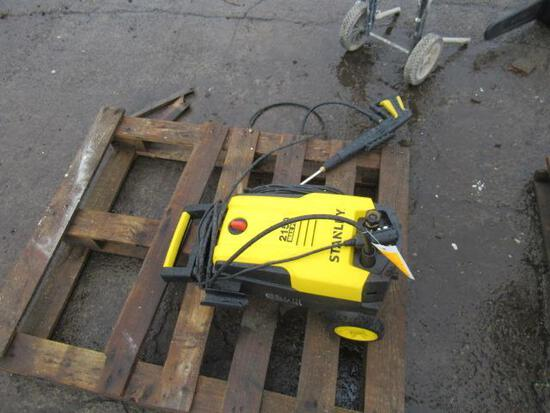 STANLEY 2150 ELECTRIC PRESSURE WASHER