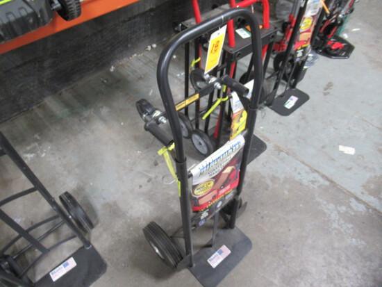 MILWAUKEE PNUEMATIC TIRE CONVERTABLE HAND TRUCK