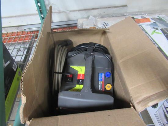 RYOBI 1600PSI ELECTRIC PRESSURE WASHER W/HOSE & WAND