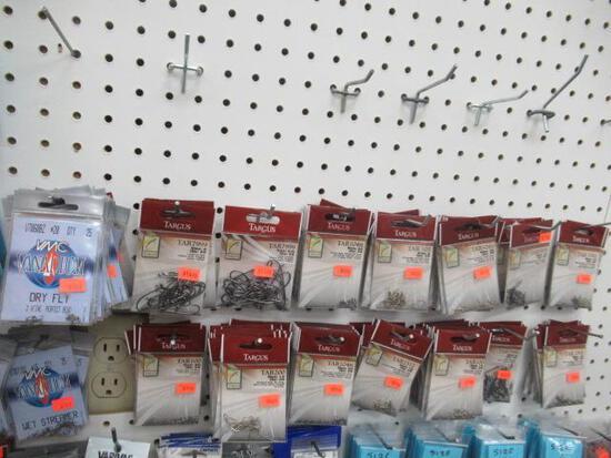 Hooks Assorted - 25 packs Targus TAR105 size 8 25 packs VMC V7061BZ #20